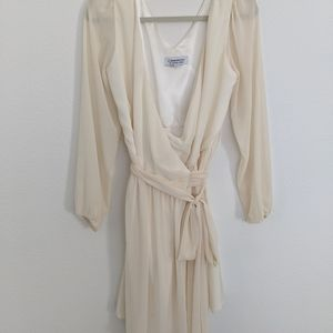 Joanna August Ceremony Wrap Dress